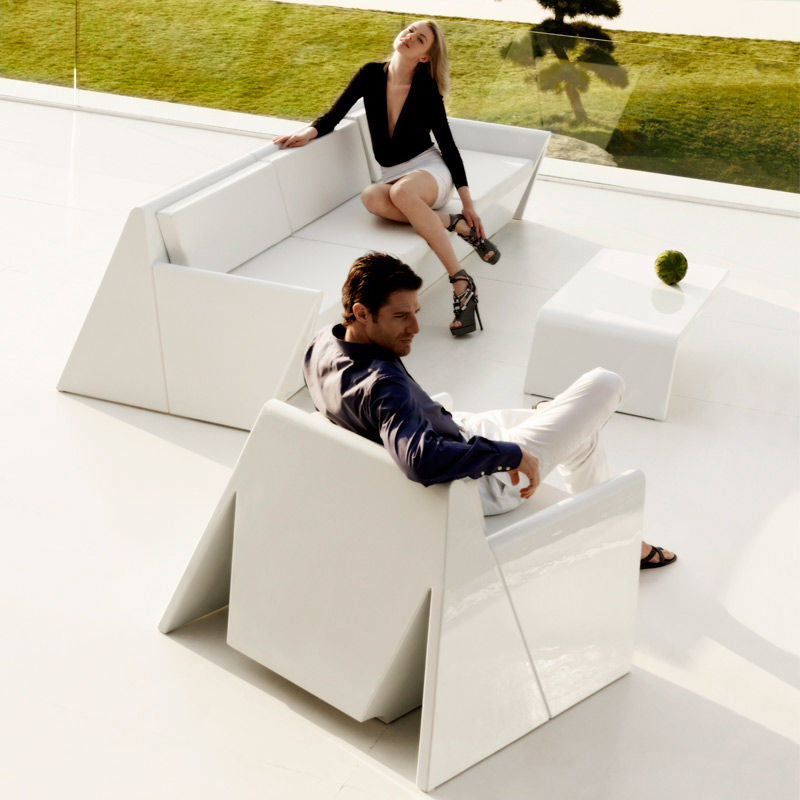 REST LOUNGE CHAIR by A-cero   ARMCHAIRS & LOUNGE CHAIRS ...