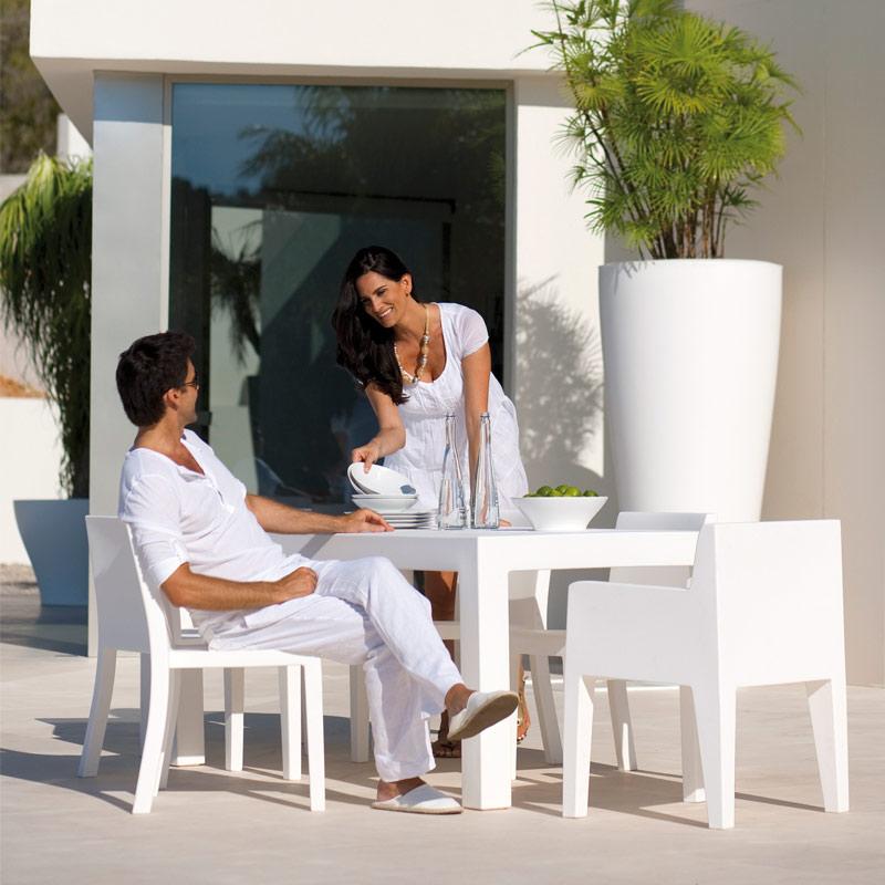 design outdoor furniture chair diningtable jut vondom