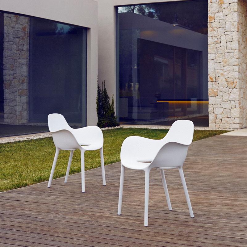 muebles contract diseño silla sabinas javiermariscal vondom