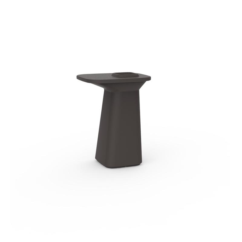 mesa alta mueble diseño exterior moma javier mariscal vondom 45075