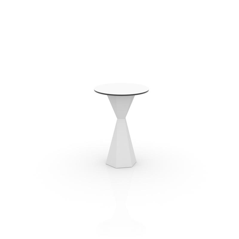 VERTEX TABLE Ø50 HPL