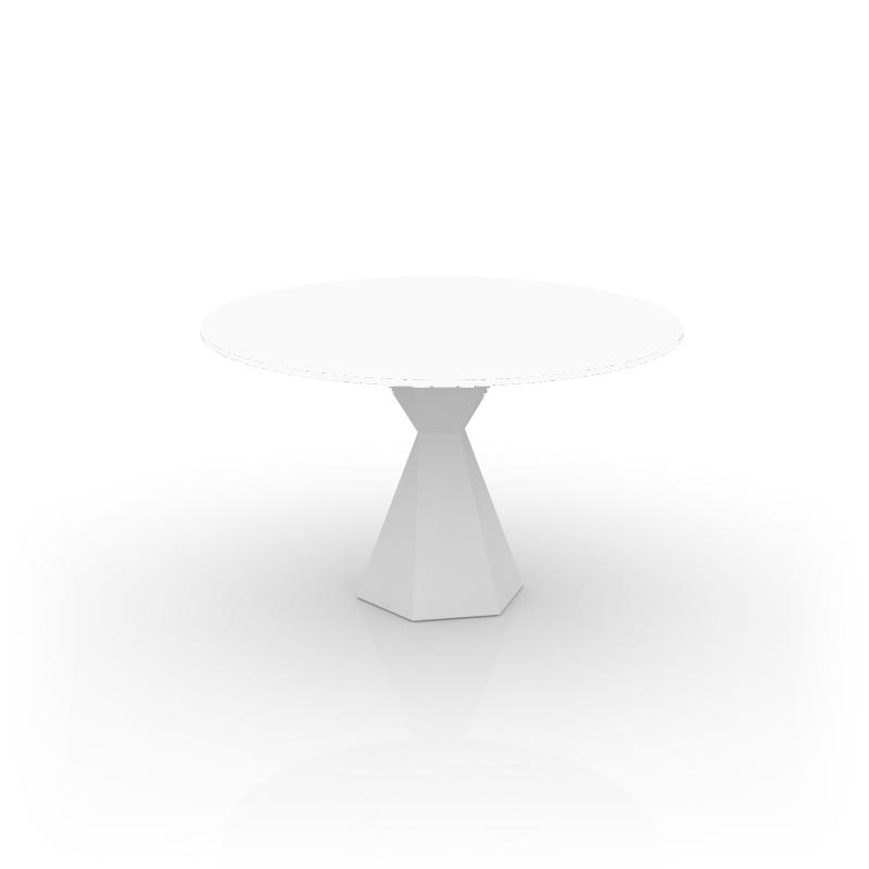 VERTEX TABLE Ø120 HPL