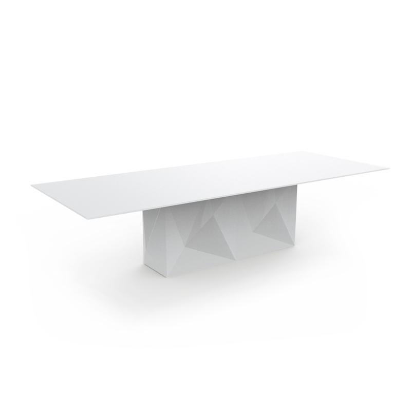 Furniture Upholstery Miami FAZ TABLE XL 300x120x72 by Ramón Esteve   TABLES - Vondom Products