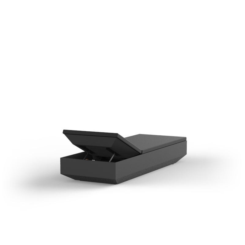 Lettino Box.Vela Lettino By Ramon Esteve Lettino Vondom Products