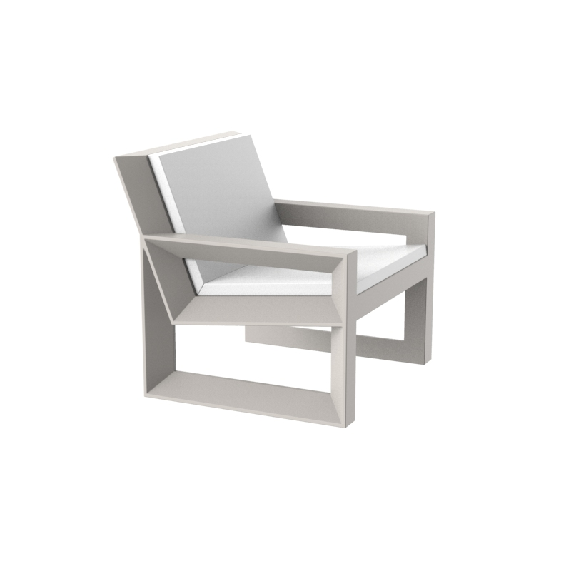 VONDOM FRAME LOUNGECHAIR CHAIR RAMON ESTEVE OUTDOOR (2)