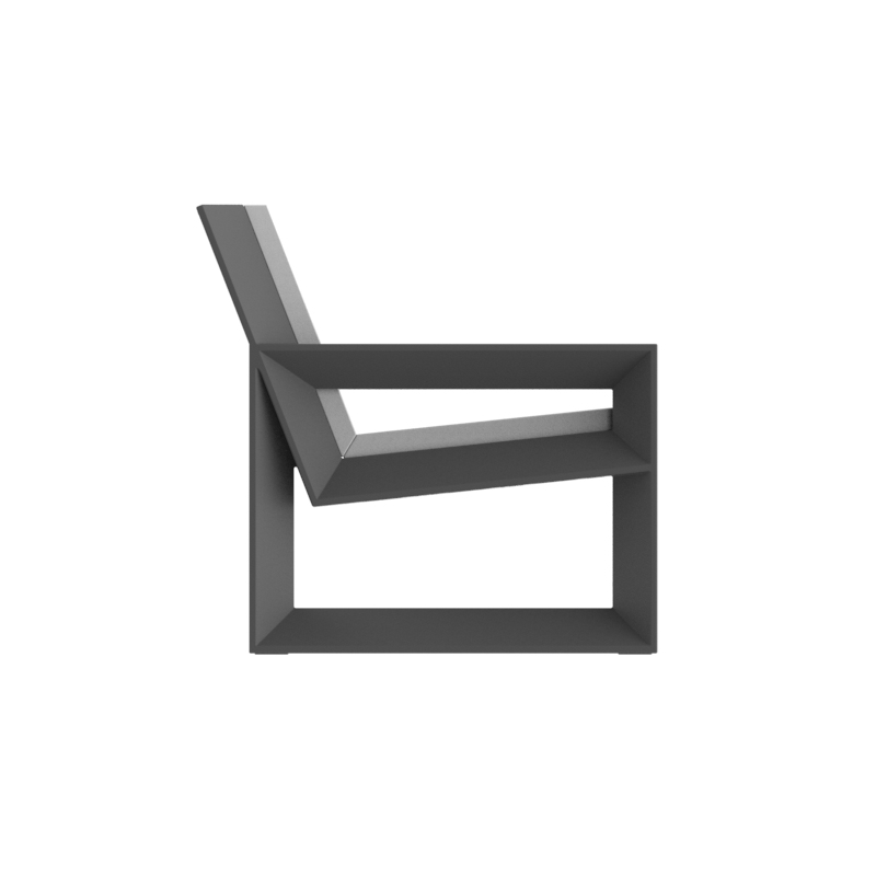 VONDOM FRAME LOUNGECHAIR CHAIR RAMON ESTEVE OUTDOOR (4)