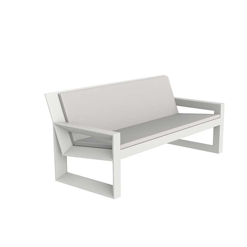 VONDOM BENCH SOFA OUTDOOR FRAME RAMON ESTEVE (1)
