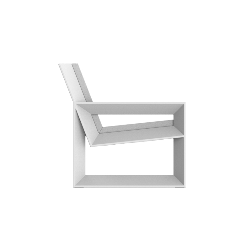 VONDOM BENCH SOFA OUTDOOR FRAME RAMON ESTEVE (1B)