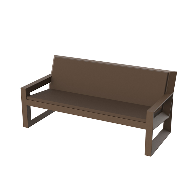 VONDOM BENCH SOFA OUTDOOR FRAME RAMON ESTEVE (3)