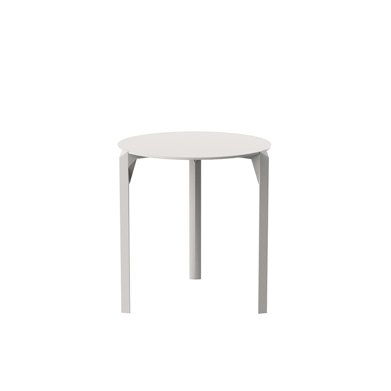 QUARTZ DINNING TABLE Ø69
