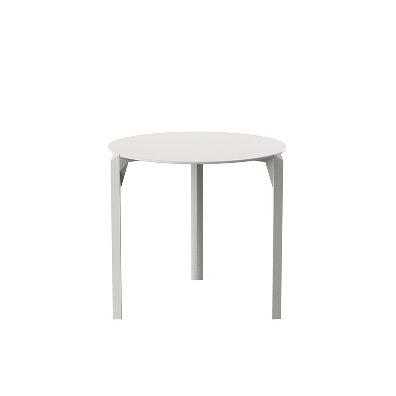 QUARTZ DINNING TABLE Ø79