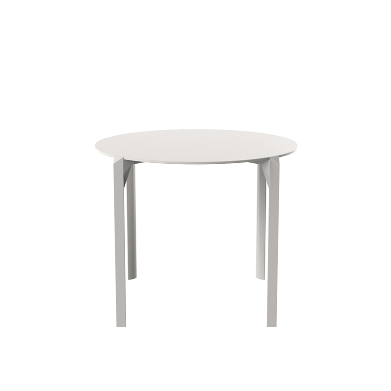QUARTZ DINNING TABLE Ø90