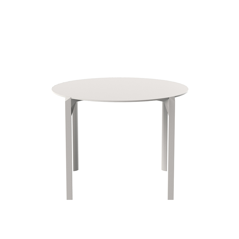 QUARTZ DINNING TABLE Ø100