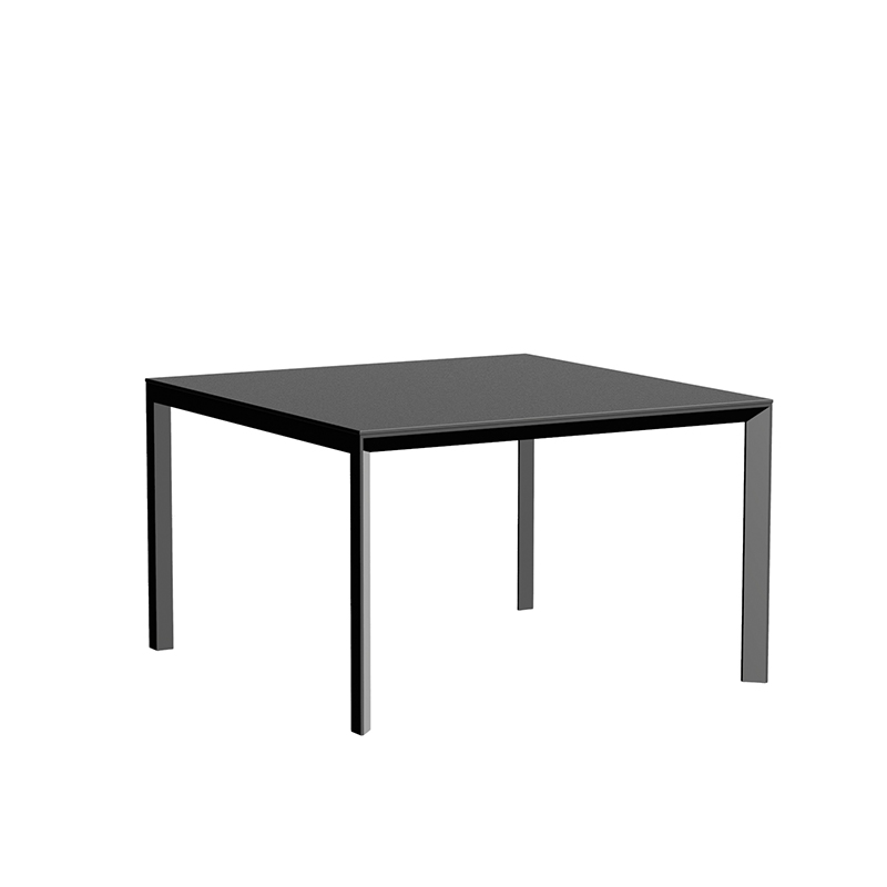 FRAME ALUMINIUM TABLE 120x120x74