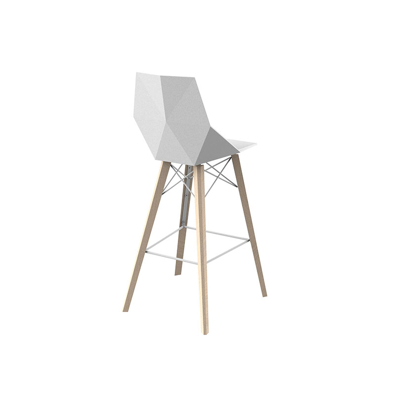 FAZ WOOD STOOL 54301 DESIGN VONDOM RAMON ESTEVE 2