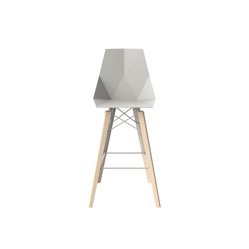 FAZ WOOD STOOL 54301 DESIGN VONDOM RAMON ESTEVE 3