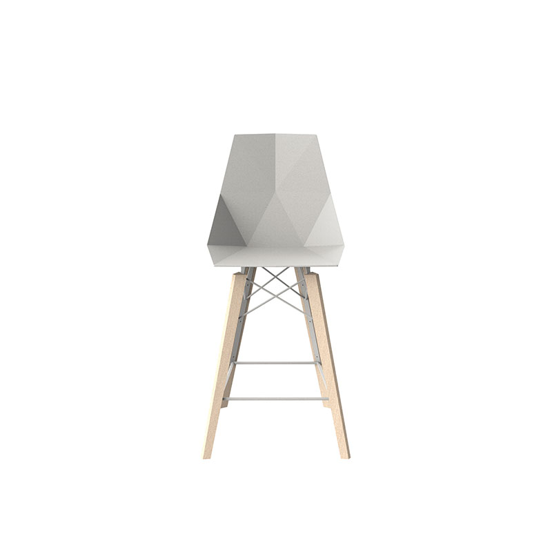 FAZ WOOD COUNTER STOOL