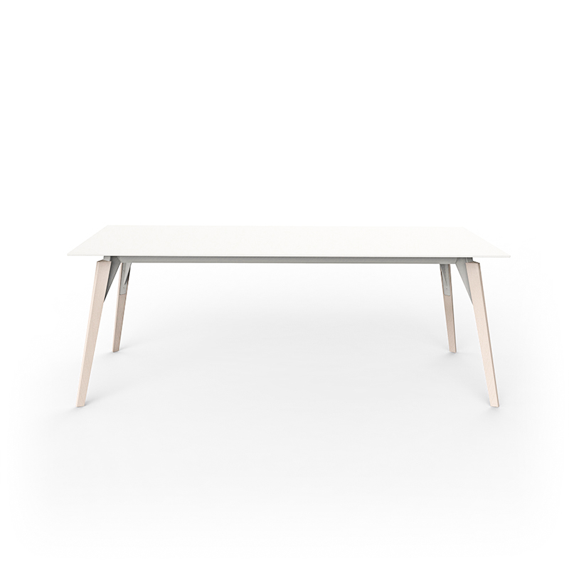 FAZ WOOD LOUNGE TABLE 200x90x74