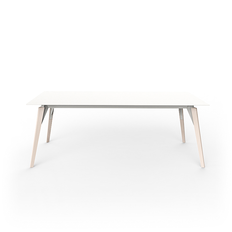 FAZ WOOD LOUNGE TABLE 200x100x74