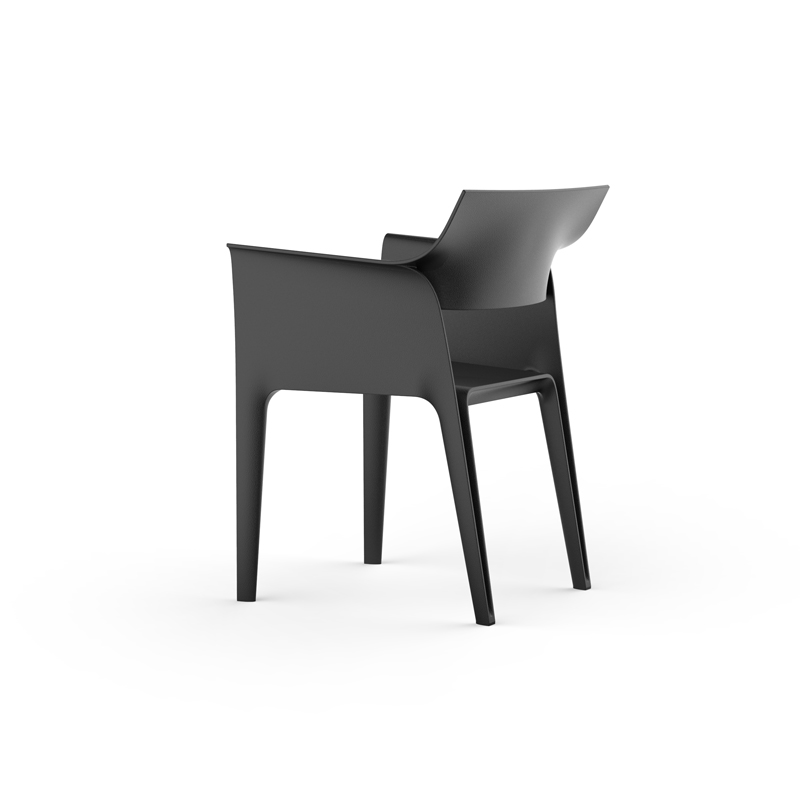 silla mueble contract diseño pedrera eugeni quitllet vondom 65004 CHAIR armchair (1)