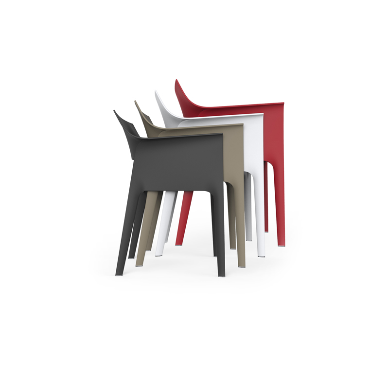 silla mueble contract diseño pedrera eugeni quitllet vondom 65004 CHAIR armchair (5)