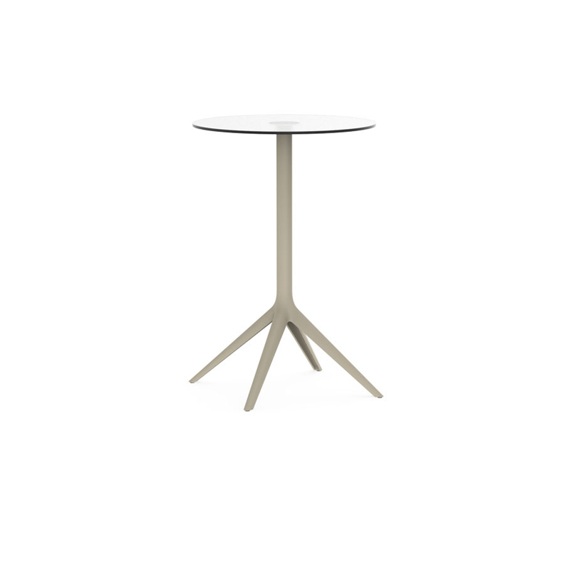 MARI-SOL Table base Ø80 h:105cm