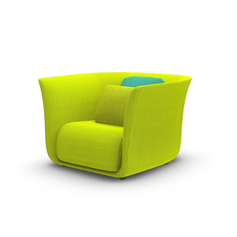 Marvelous Suave Lounge Chair By Marcel Wanders Sofas Vondom Products Ocoug Best Dining Table And Chair Ideas Images Ocougorg
