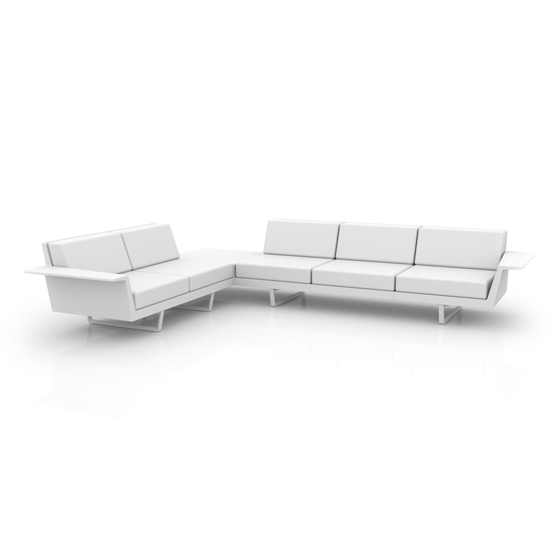 DELTA CORNER SOFA RIGHT 5 SEAT
